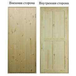 Дверь входная утепленная. «Зима»