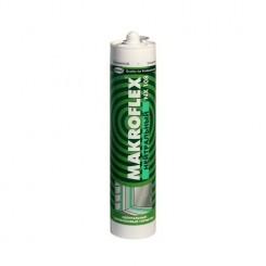 МАКРОФЛЕКС AX104 герметик силиконовый белый (0,29л)