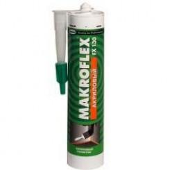 МАКРОФЛЕКС FX130 герметик акриловый белый (0,29л)