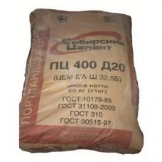 Цемент ПЦ 400 (ЦЕМ II/А-Ш 32.5Б) мешок 50 кг
