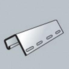 J-Профиль для ГКЛ 10,0 мм 3м