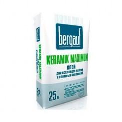 Bergauf Keramik Maximum Клей для всех видов плитки, 25кг