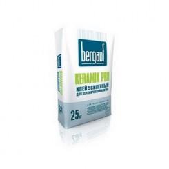 Bergauf Keramik Pro Клей усиленный для керамической плитки, 25кг