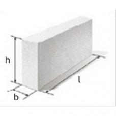 БЕТОЛЕКС Блоки перегородочные Б100/625 D600 В2,5 625 100 250