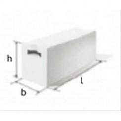 Сибит Блоки стеновые Б3-D500-В2,5  625 / 300 / 250