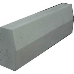 Бордюр метровый 75*220*1000мм  серый 35 кг