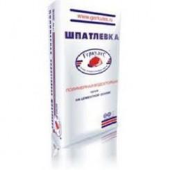ГЕРКУЛЕС Шпаклевка полимерно-водостойкая белая (20кг)