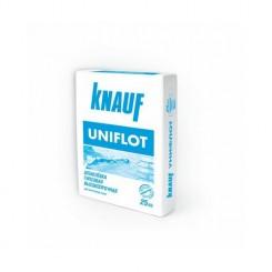 КНАУФ Унифлот (25кг) шпаклевка гипсовая высокопрочная