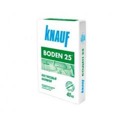 КНАУФ Боден-25 стяжка на гипсовой основе (40кг)