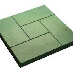 Калифорния 300*300*30мм  зеленый (11 в кв.м)