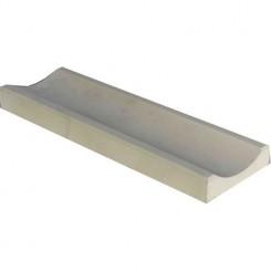 Водосток 45*160*500мм  серый 6 кг