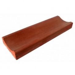 Водосток 45*160*500мм  красный 6 кг